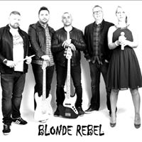 By popular demand Blonde Rebel are back Playing at The Bell, Friday 10th DECEMBER from 9pm!