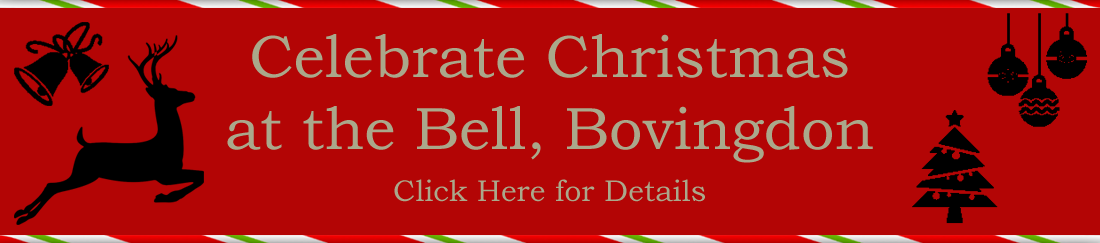 Celebrate Christmas at the Bell, Bovingdon